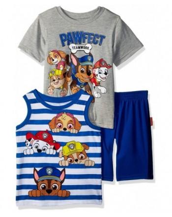 Paw Patrol Boys Piece Short