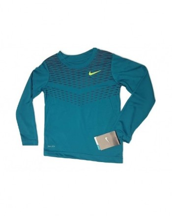Toddler Dri Fit Sleeve Shirt Green