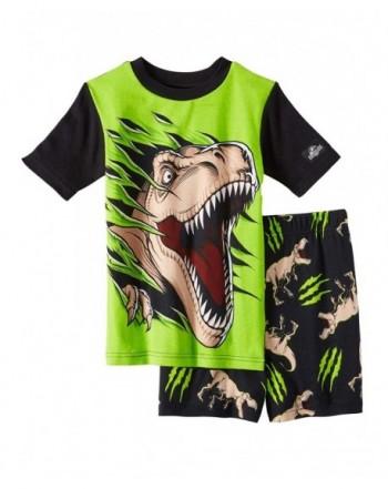 Ames Jurassic Dinosaur Pajamas Shorts