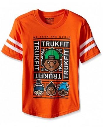 Trukfit Tommy Stripe Sleeve Jersey