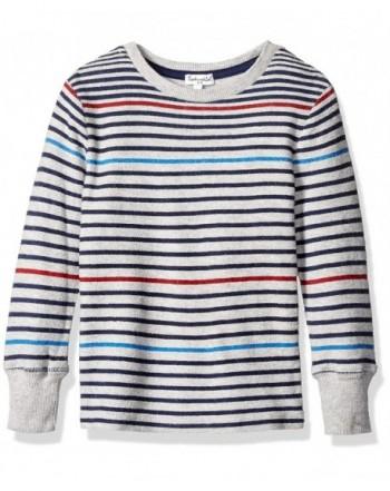 Splendid Sleeve Reverse French Stripe