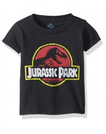 Jurassic Park Short Sleeve Tshirt Toddlers