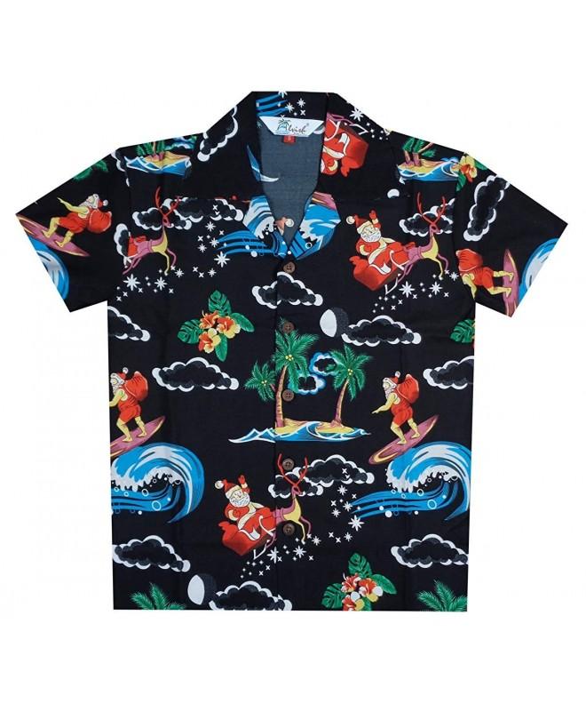 Alvish Hawaiian Shirts Christmas Holiday