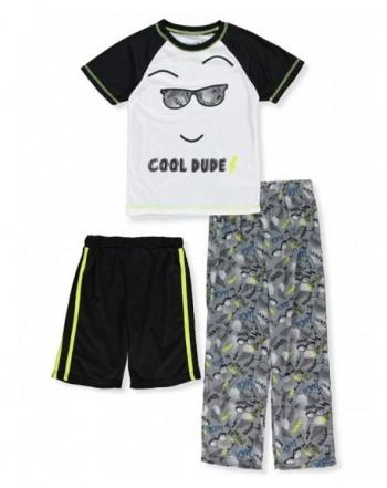 Freestyle Boys 3 Piece Spring Pajama