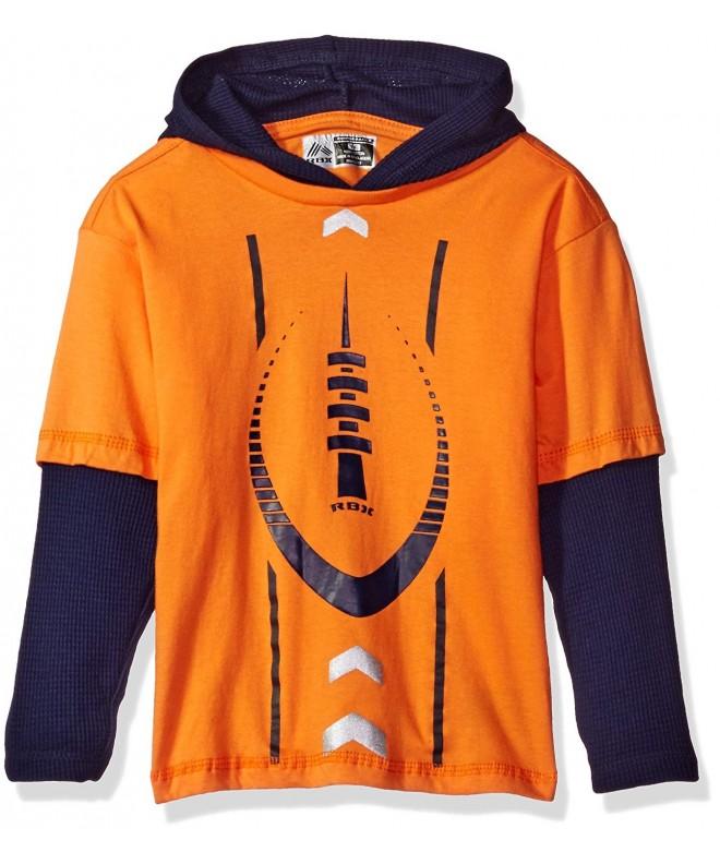 RBX Boys Sleeve Active Shirt