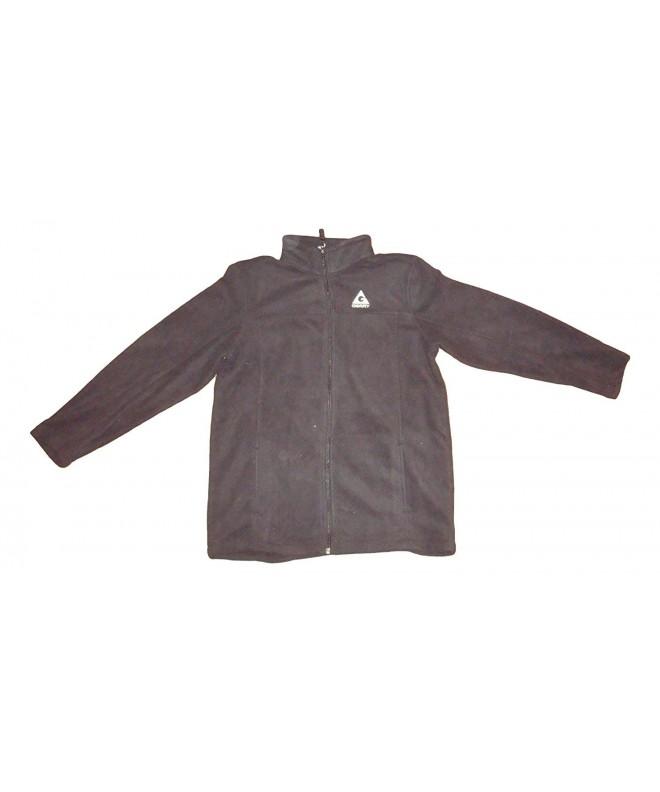 Gerry Fleece Jacket Black Small