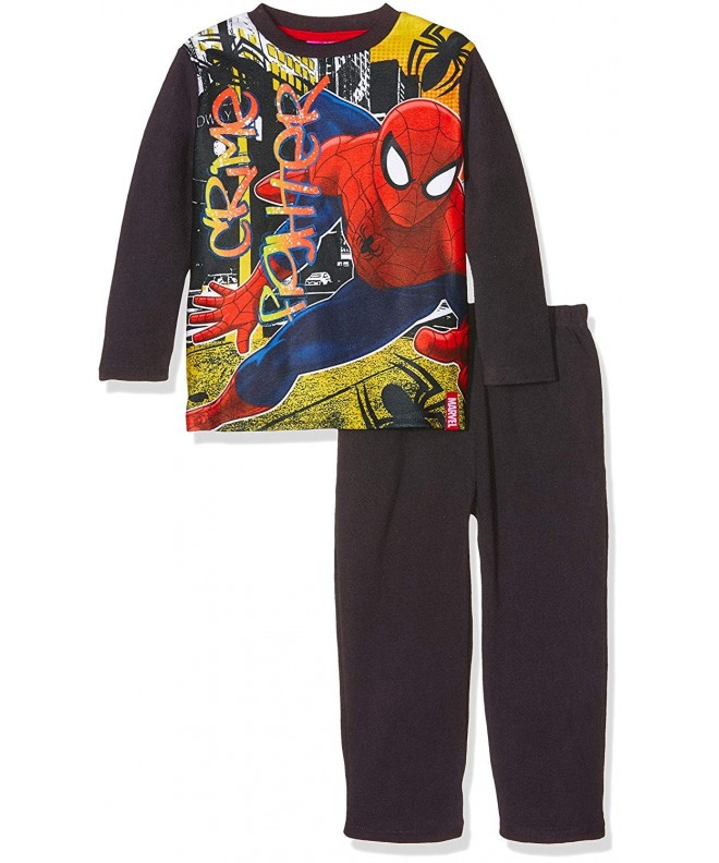 Spiderman Pajamas Set Pant Sweat