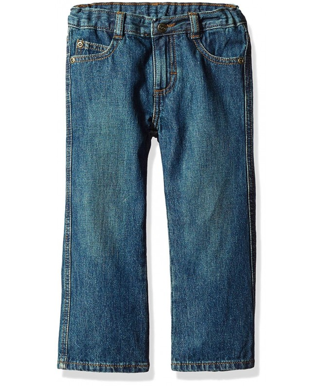 Wrangler Authentics Toddler Boys Bootcut