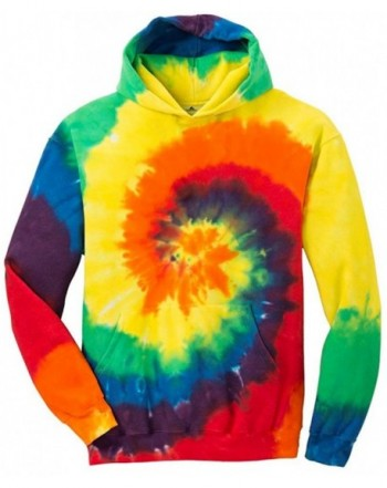 Joes USA Colorful Tie Dye Hoodies