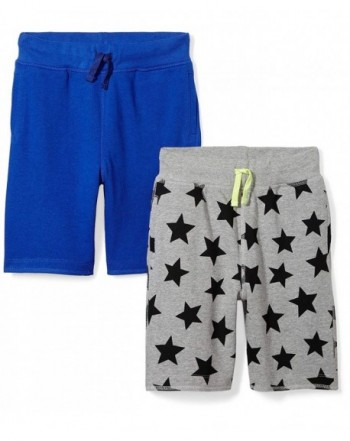 Spotted Zebra 2 Pack French Shorts