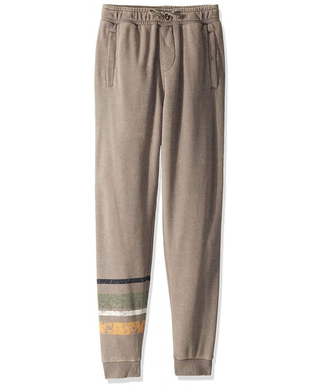 Butter Boys Mineral Wash Jogger