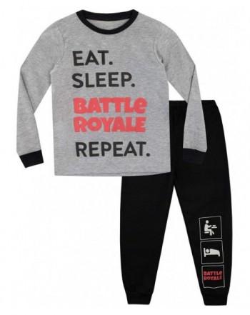 Battle Royale Boys Gaming Pajamas