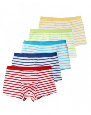 BOOPH Underwear Toddler Striped Underpant