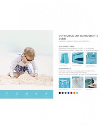 Designer Boys' Swimwear