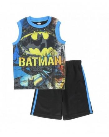 Comics Little Batman Sublimated Shorts