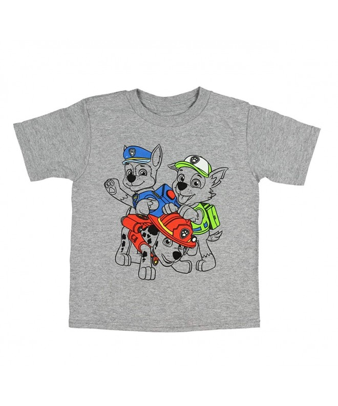 Patrol Playful Marshall T Shirt Heather