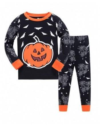 Christmas Pajamas Children Halloween Sleepwear