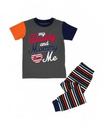 Allbaby Pajamas Clothes Sleepwear Toddler