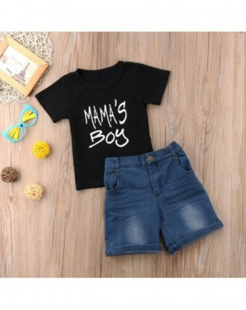 Cheapest Boys' Clothing Sets Clearance Sale