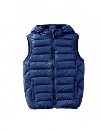 M2C Front Packable Hooded Puffer