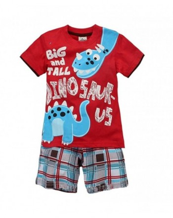 Coralup Little Dinosaur Sleeve T Shirt