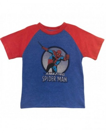 Spiderman Toddler Amazing Spider Man T Shirt