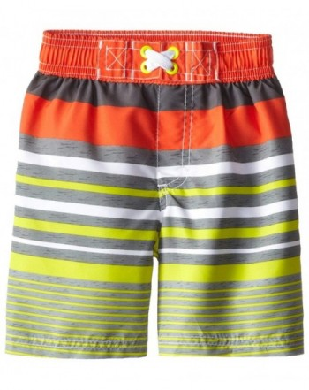 iXtreme Little Boys Striped Short