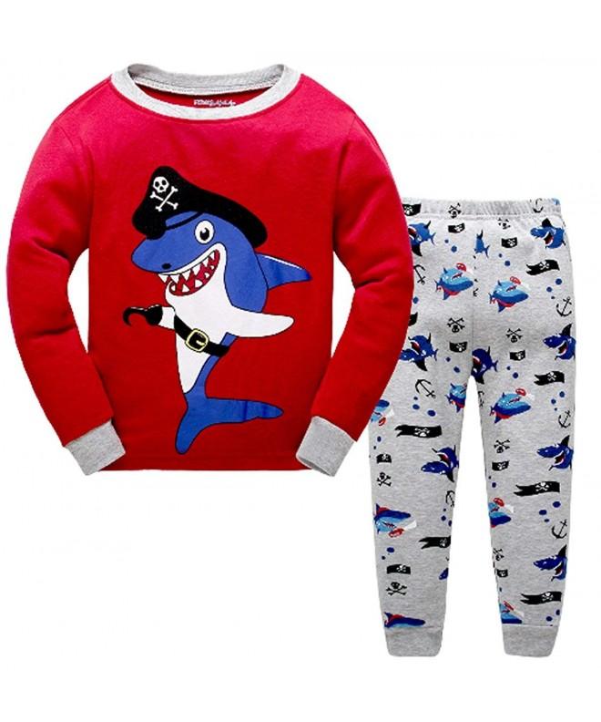 Little Pajamas Clothes Toddler Sleepwear