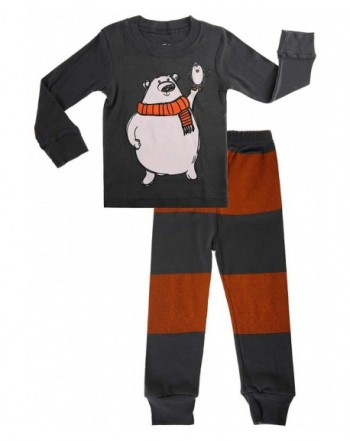 Pajamas Clothes Toddlers Children Sleepwear