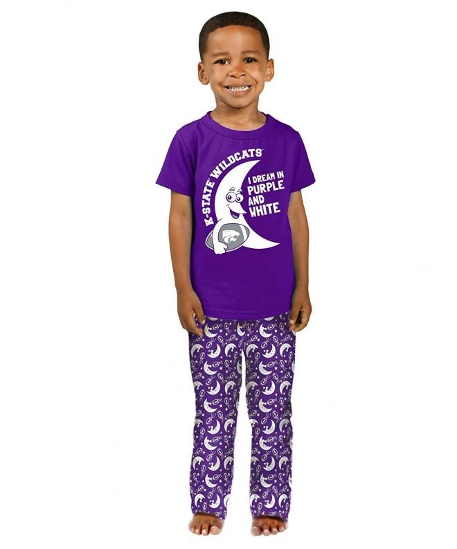 Cheekie Peach Toddler Boys Pajama