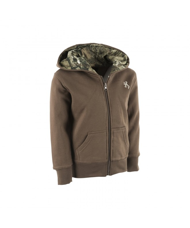Browning Toddler Hoodie Mossy Chesnut