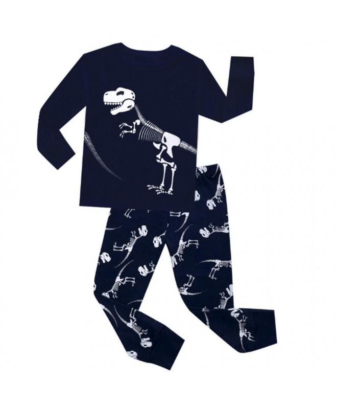 SamTaiker Pajamas Toddler Sleepwear Clothes