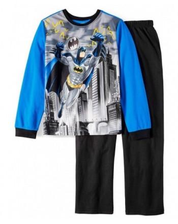 Batman Piece Fleece Pajama Sleepwear