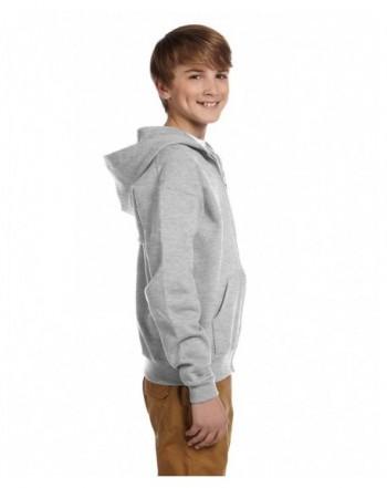 Jerzees NuBlend Full Zip Sweatshirt 993B