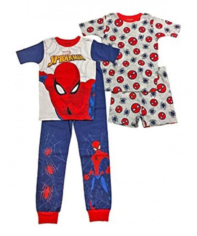 Marvel Spider Man Little Cotton Pajama