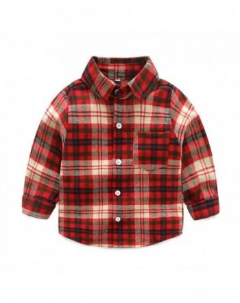 Tem Doger Little Sleeve Flannel