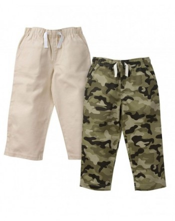 Gerber Graduates Boys Toddler Pants