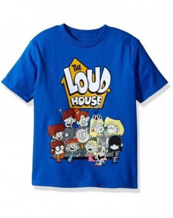 Loud House Little Sleeve T Shirt