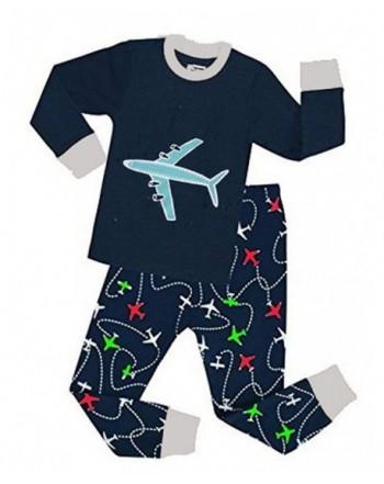 Dearbee plane little Pajama Cotton