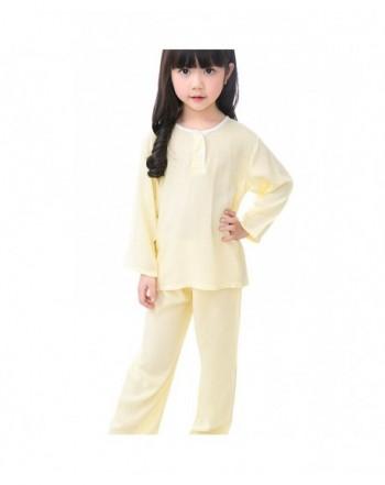 Illae Annie Pajama Sleeve Sleepwear