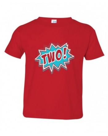 Texas Tees Superhero Shirts Birthday