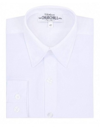 Boys' Button-Down & Dress Shirts Clearance Sale