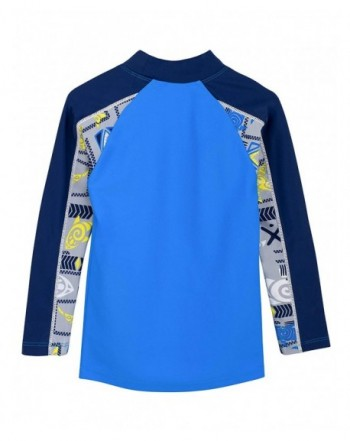 Cheap Real Boys' Rash Guard Shirts On Sale