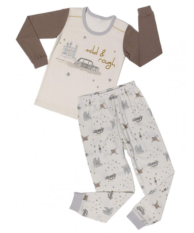 ChummyChummy Children 2 Piece Cotton Pajama