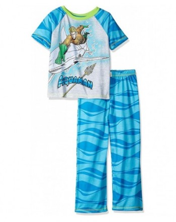 DC Comics Superhero Piece Pajama