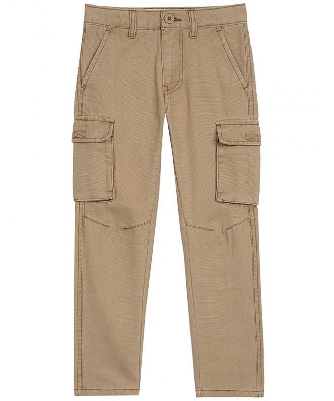 Nautica 55143Q Boys Utility Pant