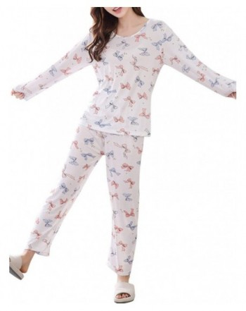 Lasher Pajamas Sleepwear X Large Bowknot