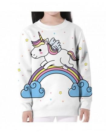Girls' Fashion Hoodies & Sweatshirts Outlet Online