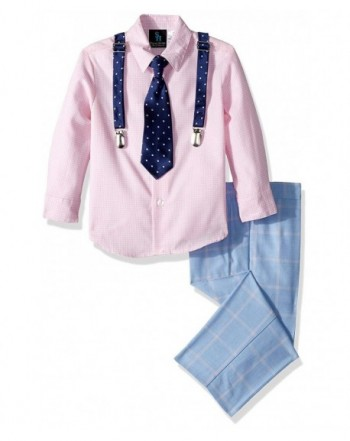 Steve Harvey Boys Piece Suspender