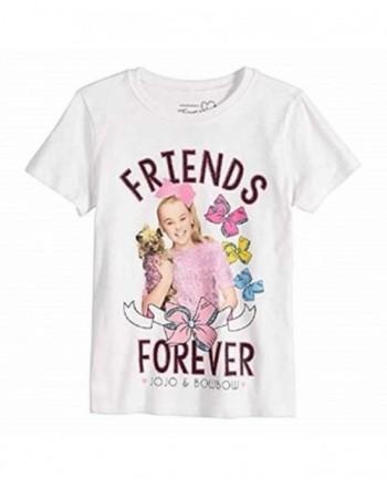 JoJo Friends Forever Girls White